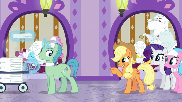 File:Spa Worker confused; AJ waving innocently S6E10.png
