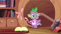 Spike 'What's wrong, Twilight' S4E03