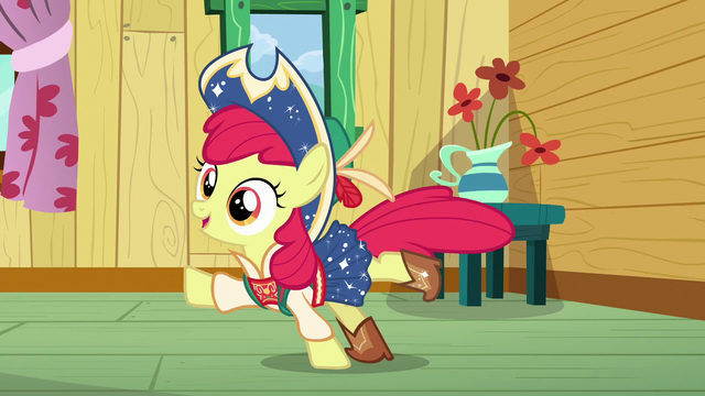 File:Apple Bloom square-dancing while yodeling S6E4.png
