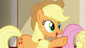"Applejack ""you've just stepped in a confession!"" S6E20.png"