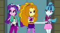 Dazzlings enter the gymnasium EG2.png