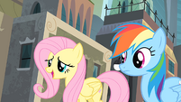 Fluttershy 'Sounds amazing' S4E08