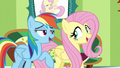 "Fluttershy and Rainbow ""everything that you've got"" S6E11.png"