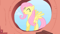 Fluttershy entering Twilight's house S01E16.png