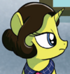 Micro issue 8 Peggy Olson pony