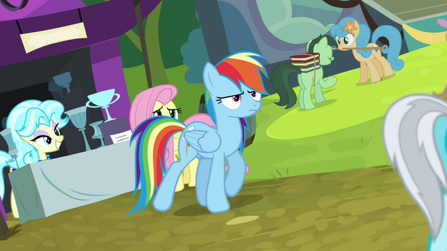 File:Rainbow Dash walking away S4E22.png