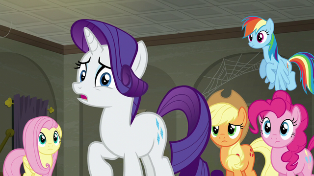 "File:Rarity ""I'll need the best of the best"" S6E9.png"