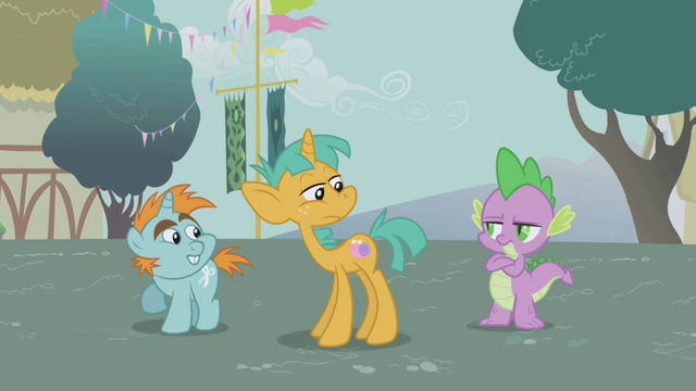 File:Spike confronting Snips and Snails S1E06.png