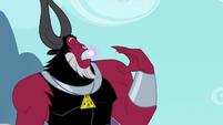 Tirek throws magic ball into his mouth S4E26