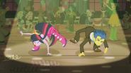 Twilight and Flash Sentry dance EG