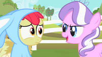 Diamond Tiara taunts Apple Bloom 3 S2E12