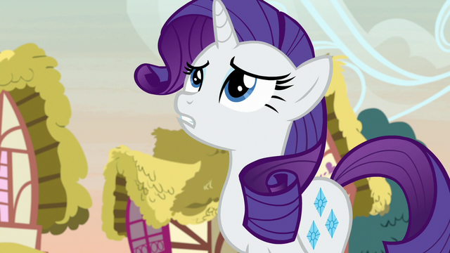 """File:Rarity """"her candor will help the designers"""" S7E9.png"""