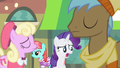 Rarity singing next to proud ponies S4E8.png