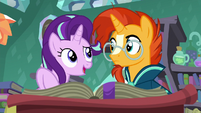 Starlight Glimmer suggests Tempus Objectus S7E1
