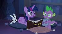"Twilight ""I have no idea!"" S4E03"