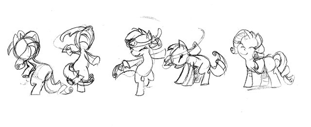 File:FANMADE Fighting is Magic Rarity production sketch.jpg