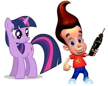 File:FANMADE Twilight Sparkle & Jimmy Neutron.jpg