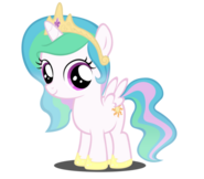 FANMADE Young Princess Celestia