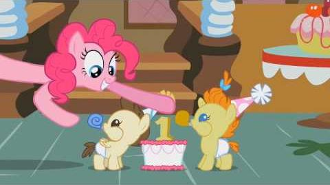 My Little Pony FiM - Happy Monthiversary - French