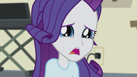 Rarity disappointed EG2