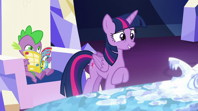 """File:Twilight """"best ponies to tackle this particular mission"""" S5E16.png"""