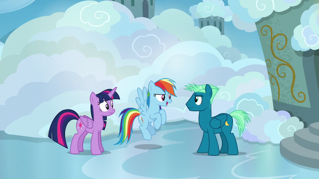 File:Twilight and Rainbow speak with Sky Stinger S6E24.png
