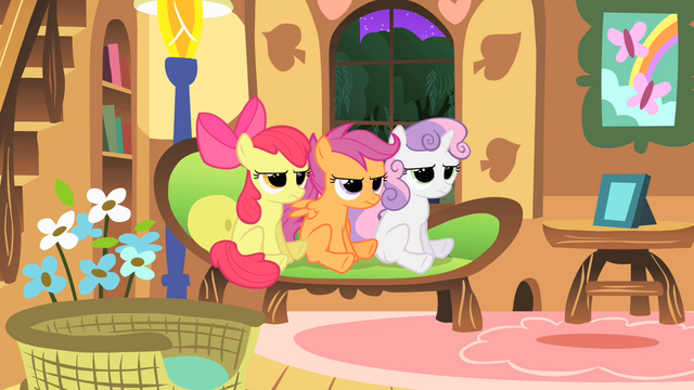 "File:CMC disbelief at ""Shh!"" game S1E17.png"
