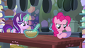Pinkie Pie still mad at Starlight Glimmer S6E21.png