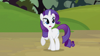 Rarity Spike is here S3E9