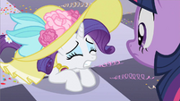 Rarity must understand S2E9