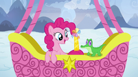 "Pinkie Pie ""oh, and by the way"" S7E11"