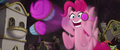 Pinkie Pie rocketing projectile cupcakes MLPTM.png