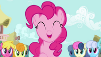 Pinkie Pie smiling song S2E18