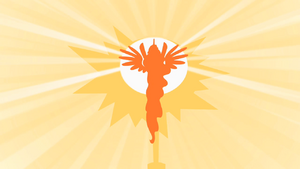 Princess Celestia raises the sun S1E23.png