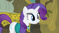 Rarity 'Yes, yes!' S4E14
