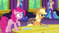 "Applejack ""we're gonna find out what"" S5E3"