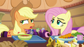 Applejack starting to get suspicious S6E20.png