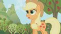 Applejack takes the challenge S1E4.png
