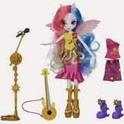 Equestria Girls Through the Mirror Principal Celestia doll