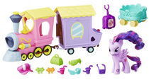 Explore Equestria Friendship Express Train playset