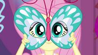 Fluttershy's mask EG2