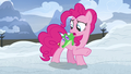 """Pinkie Pie """"Gummy, did you hear that?"""" S7E11.png"""