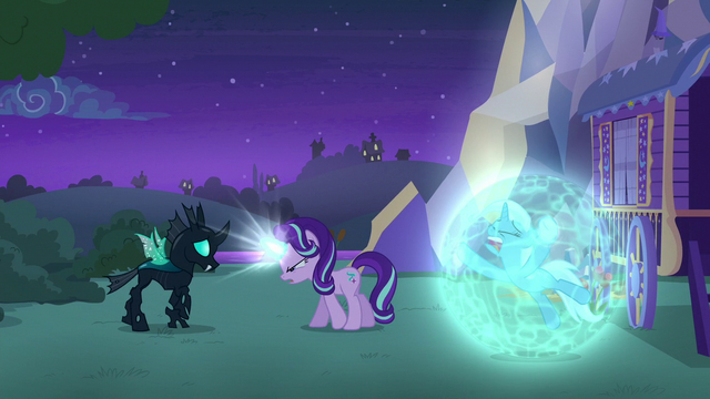 "File:Starlight Glimmer ""you aren't some other changeling"" S6E25.png"