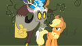 Discord with Applejack S2E01.png