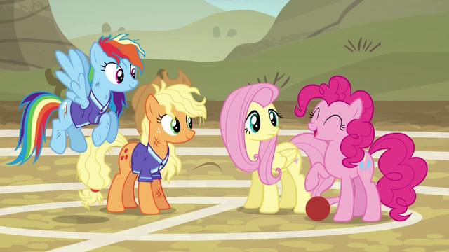 "File:Pinkie Pie ""works for me!"" S6E18.png"