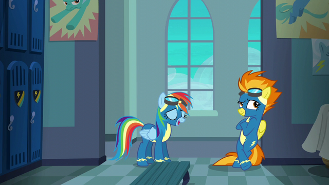 "File:Rainbow Dash ""did you want some ideas"" S6E7.png"