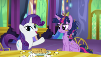 "Rarity ""we simply adore having you around"" S5E3"