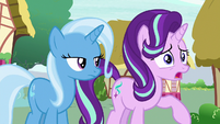 "Starlight Glimmer ""I need to talk to Twilight!"" S6E25"
