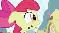 Apple Bloom tells the truth S2E06