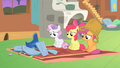 CMC and broken table S01E17.png